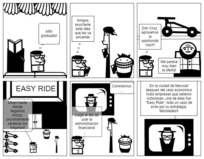 Easy Ride vs Coronavirus