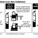 En la clase de matematicas (con Alex Callaham)