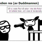 In medien res (av Duddmannen)