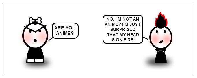 Anime?