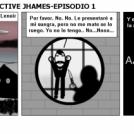 DETECTIVE JHAMES - CAP. 1