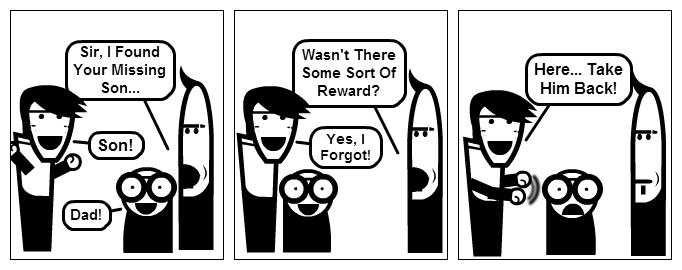 Reunion Fail!