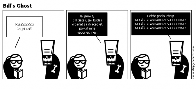 Bill's Ghost