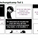Saualmcamp statt Dschungelcamp Teil 1