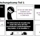 Saualmcamp statt Dschungelcamp Teil 1