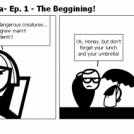 Koran The Epic Saga- Ep. 1 - The Beggining!