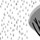 Hen: Rainy day