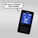 My name is Phone