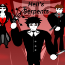 Hell's Serpents book cover