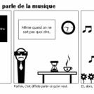 La vie en Jaune- On parle de la musique