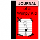 """""""Journal"""" of a Wimpy Kid"""
