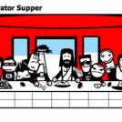 The Last Stripgenerator Supper