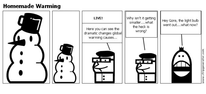 Homemade Warming