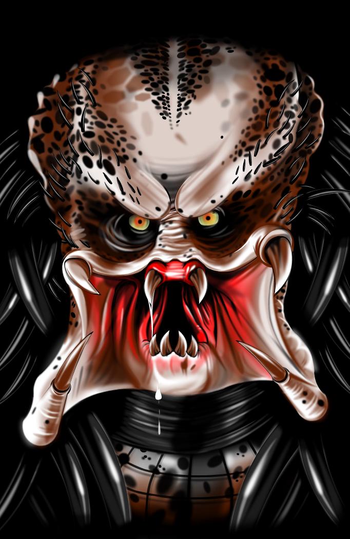 predator unmasked
