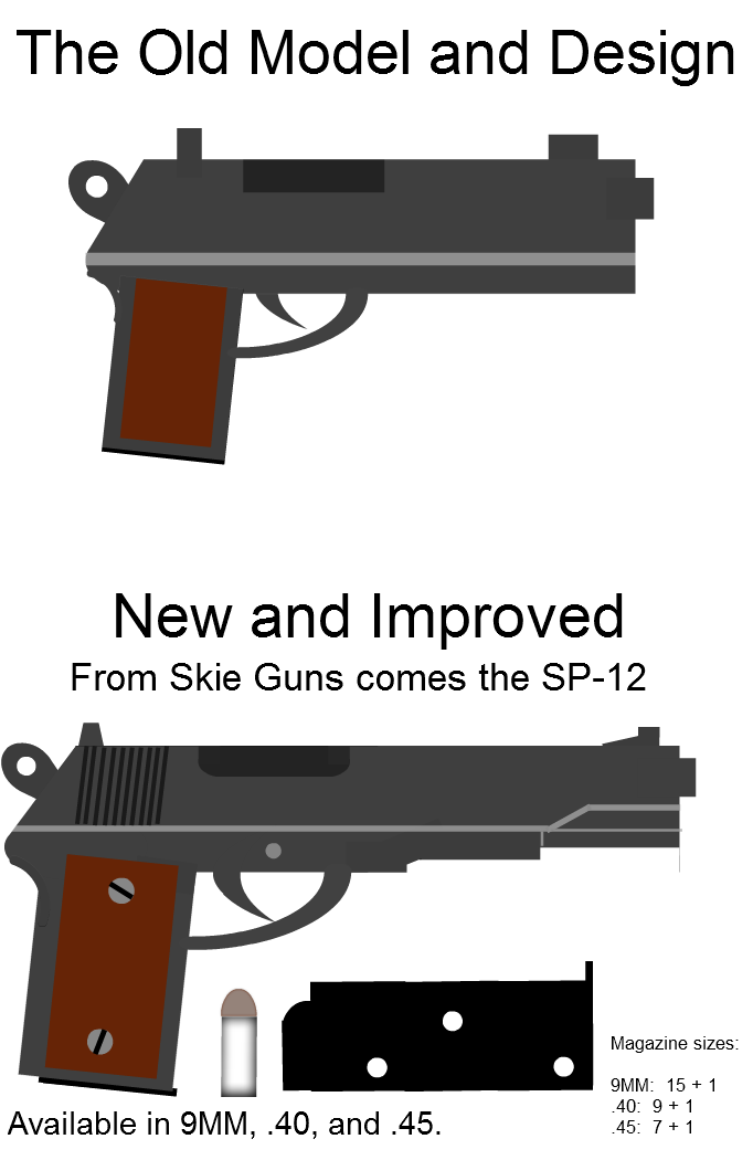 New and Improved:  SP-12