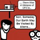 UFO Take-Away!