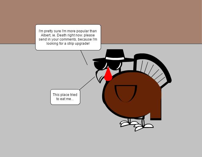 Freaking Turkey!