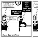 Rupert Bear abd Tinks