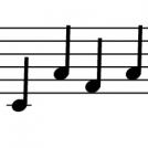 Mozart : Allegro from sonata C. Part 2