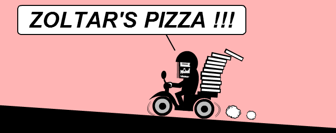 Zoltar's Pizza (portada)