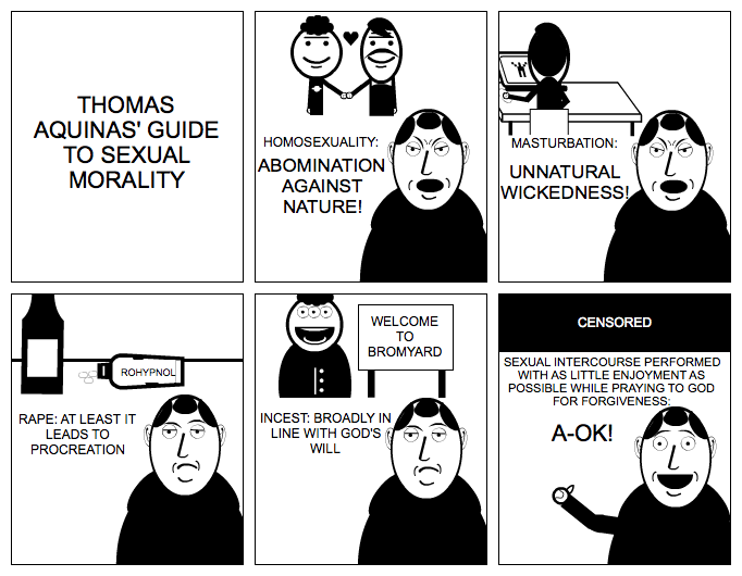 Thomas Aquinas' Guide to Sexual Morality