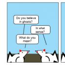 A Ghost of Sense