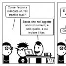 Il fax