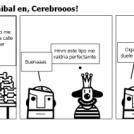 Pogo, el payaso canibal en, Cerebrooos!