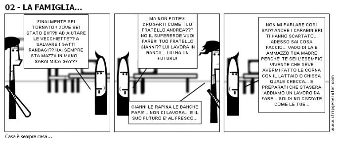 02 - LA FAMIGLIA...