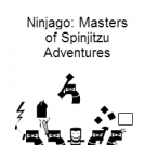Ninjago Adventures Cover