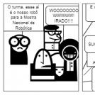 AMOSTRA DE ROBÓTICA