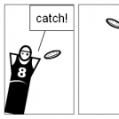 bad catch