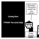 PTWOR: The Comic Strip
