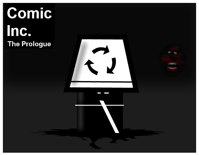 Comic Inc. Prologue Cover/Promo
