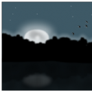 Dibujo #18: Fly by night