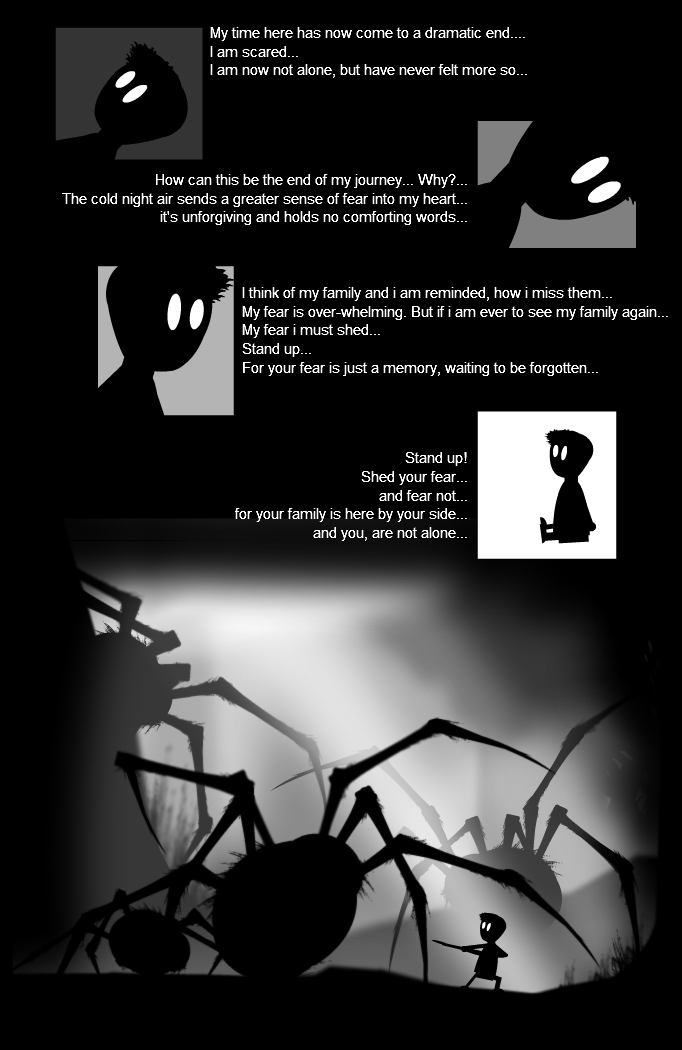 Alone In The Woods_part 7