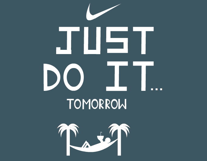 Nike for Lazy People