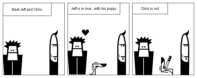 Jeff and Chris (Love)