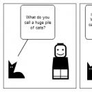 Cat-astrophe!