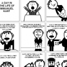 A Day in the Life of Immanuel Kant