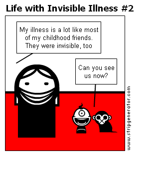 Life with Invisible Illness #2
