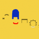 Minimalist Simpsons!