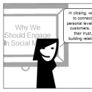 Automating Social Conversations
