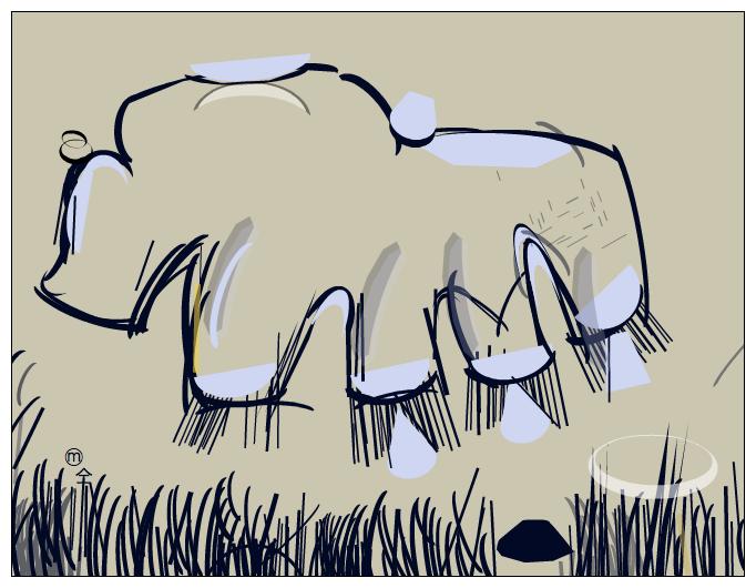 De l'herbe pour l'herbivore
