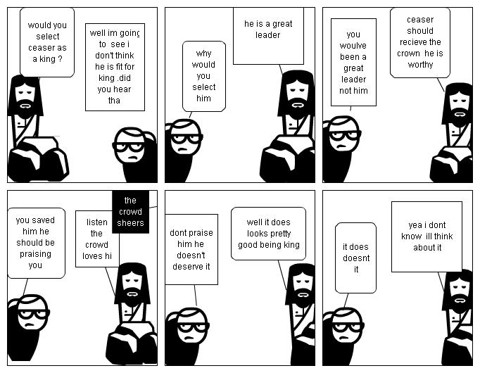 Stripgenerator Com Roman Comic Strip