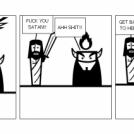 JESUS VS. SATAN