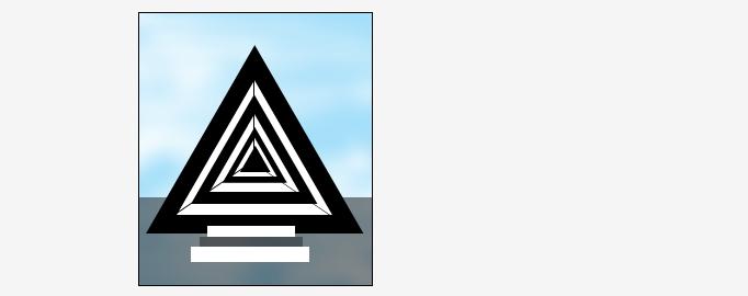 Studio geometric figures (Gate)