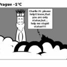 Prague -1°C