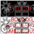 BOLDOG SZÜLINAPOT AMBROSIUS!