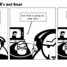 Bill the Klingon - Bill's not hear